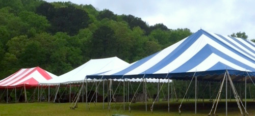 We offer a wide selection of tent designs. From traditional pole tents to high peak tension structures. Also available are frame tents which have no ... & Great American Tent: Party Rentals for the Birmingham Area