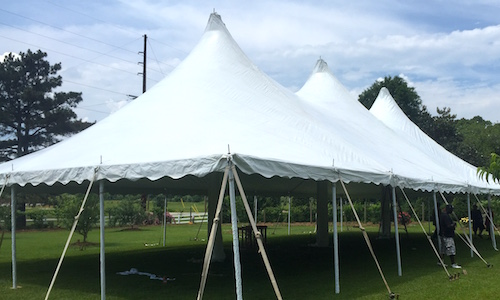 Pole Tent & Great American Tent: Party Rentals for the Birmingham Area